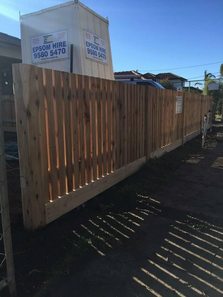 Picket fencing melbourne