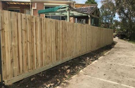 Timber Fencing Contractors