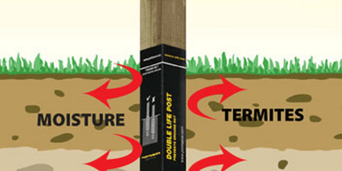 Fencing upgrade Post saver